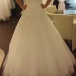 Brautkleid ganzkörper