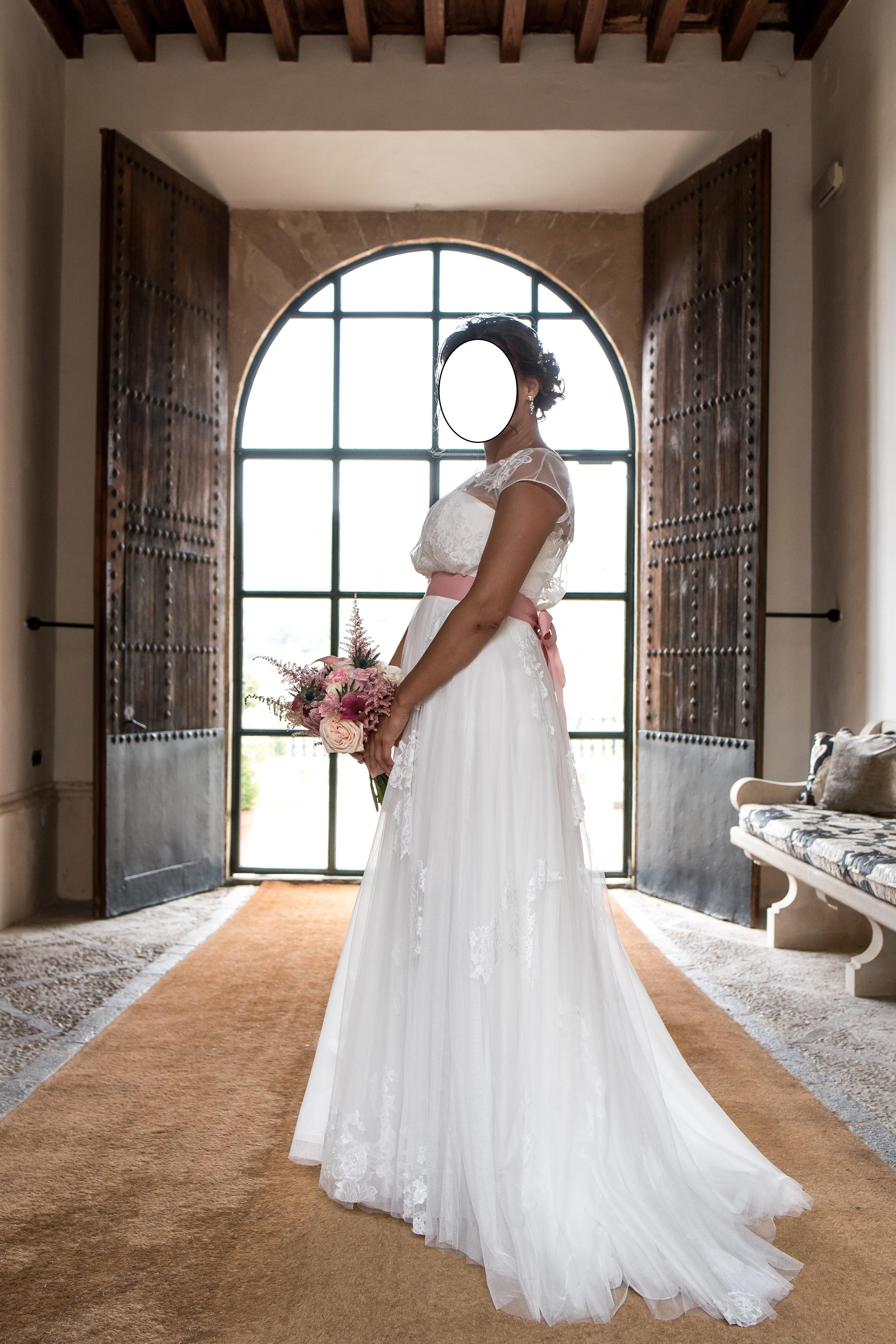 Feminin und elegant. | Brautkleid Verkaufen