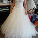Brautkleid Bild 1