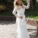 Braut alleine