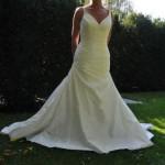 Brautkleid - Vorderansicht 1