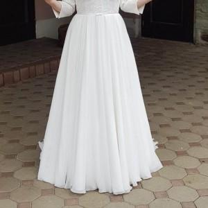Hochzeitskleid ganz