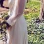 Kleid seitlich