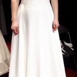 Brautkleid vorn