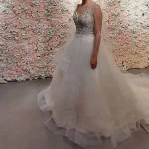 Kleid von der Seite
