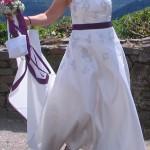 Brautkleid Frontal
